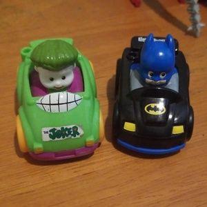 little people batman & robin